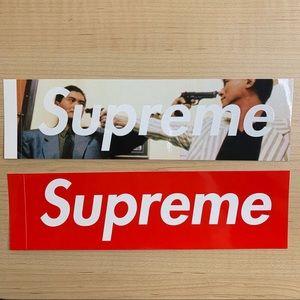 """Supreme """"The Killer"""" Sticker"""